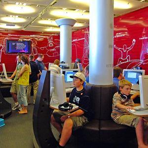 Интернет-кафе Ишеевки