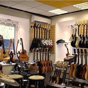 Музыкальные магазины Ишеевки