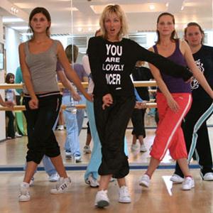 Школы танцев Ишеевки
