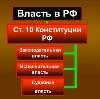Органы власти в Ишеевке