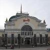 Железнодорожные вокзалы в Ишеевке