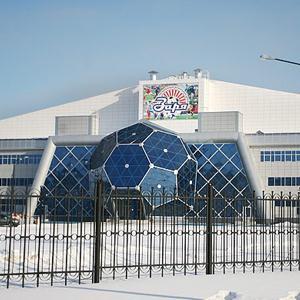 Спортивные комплексы Ишеевки