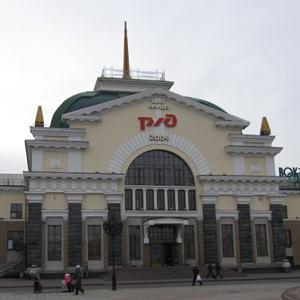 Железнодорожные вокзалы Ишеевки